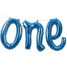 Celebrate your little ones first birthday with this 1st Birthday Blue One Balloon Hanging Kit. These balloons feature tabs at the top that allow them to be strung together with string (not included). Balloons must be filled with air (not helium) using the straw provided.  . . . . . .   #firstbirthday #birthday #cakesmash #birthdayparty #lovemysquishycheeks #birthdaycake #birthdayparties #partyplanner #cake #kidsparty #shopsmall #brand #thatsdarling #luxury #birthdaygirl #babyboy…