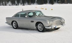 M, I bet you want this for Gumball. My Dream Car, Dream Cars, James Bond Cars, Aston Martin Db5, Close Up Pictures, Car In The World, Retro Cars, Cool Cars, Convertible