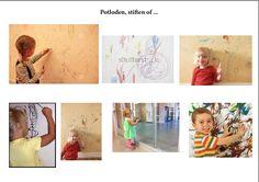 Onderzoek met wat een kind tekent