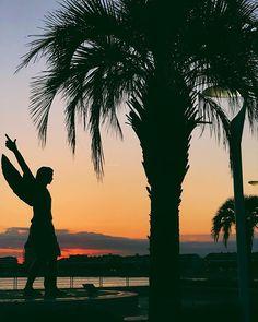 #latergram #saintraphael #cotedazur #france #southoffrance #vsco #vscocam #iphonex #iphoneography #sunset
