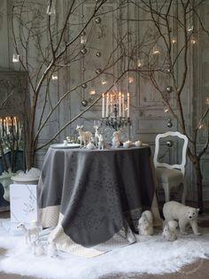 Comment décorer sa table pour les fêtes?