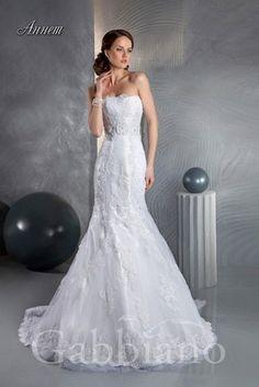 Свадебное платье «Аннет» — № в базе 6672