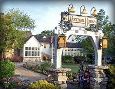 The Worman House - best brunch EVER, located at Big Cedar Lodge, 10 miles from Branson, Missouri in the Ozark Mountains.