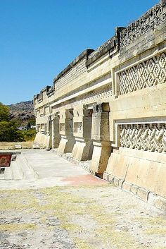 Mitla or Place of the Dead in Nahuatl was a Mexica town in Oaxaca.