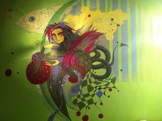 Mural by Marina Korenfeld