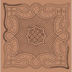 Disegno con rete n. 113 Bobbin Lace Patterns, Parchment Craft, Irish Lace, Lace Making, Textile Art, Fiber Art, Hand Embroidery, Tatting, Macrame