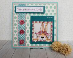 Lotje / rabbit / konijn / scrapping