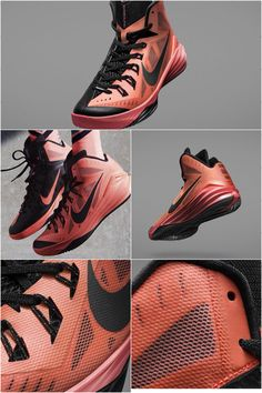07/16/14: Nike Basketball Unveils the HyperDunk 2014 in Bright Mango/