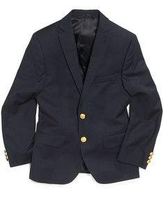 72.99$  Watch now - http://virxk.justgood.pw/vig/item.php?t=uh43nvv24124 - Little Boys' Solid Suit Blazer