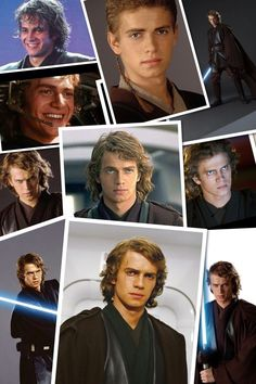 Biggest crush of my lifetime.  Anakin turning into Darth Vader had to be the worst moment of my 5 year old life.