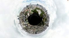 Photographer Jeffrey Martin of 360Cities spent two days on the roof of the Tokyo Tower's lower observation deck to shoot the 10,000 individual images that would go on to form the second largest photo in the world – a 180 gigapixel, 360-degree panorama of Tokyo.