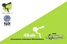 Richiedi la Tessera Associativa di 4Sub, con 10 Euro potrai aderire a tutte le promozioni, i viaggi, acquistare attrezzatura subacquea con sconti particolari nel negozio con noi convenzionato, e essere informato su tutte le attività sia ludiche che didattiche...  Riceverai inoltre l'Adesivo di 4Sub...  Manda la Tua richiesta scrivendo a info@4sub.it   4Sub Staff