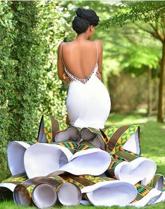 16 TRENDING ANKARA|KENTE STYLES ON IG