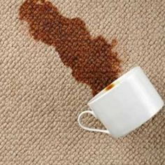 Getting that coffee or tea stain out of your rug may seem impossible, but you can literally lift it out by pouring a bit of beer right on top. Rub the beer lightly into the material, and the stain should disappear. You may have to repeat the process a couple of times to remove all traces of the stain.
