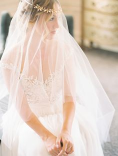 Photography: Sara Hasstedt Photography - www.sarahasstedt.com/  Read More: http://www.stylemepretty.com/2014/11/25/elegant-and-ethereal-inspiration-shoot-at-highlands-ranch-mansion/