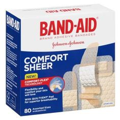 Save big on Band-Aid Brand Products at Rite Aid 3/15 with this Printable Coupon!