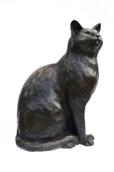 Этот холодный литой бронзы кошка скульптура выполнена полностью вручную скульптора Петра Клоуз в своей студии в Сомерсет. Каждый ограниченное издание кошка скульптура выгравированы вручную Петром со своим уникальным номером издания и придет к вам с подписанным сертификатом подлинности. Высота 40 см / 15.5in Вес 5 кг Изготовлен из холодной литой бронзы Ограничен тиражом 500 £ 145.00