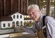 After 18 years, California Mission models are back at Knott's Berry Farm - The Orange County Register