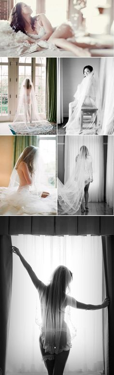 WARNING! We've decided to start the week off super sexy! Bridal boudoir photography is a glamorous and artistic way of capturing a bride's sensual side.  Many say a boudoir session is a great gift to the groom, but we really think it's a gift for the bride herself.  The true beauty of bridal boudoir is …