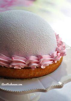 Later Cake Creme Pistache Chocolat
