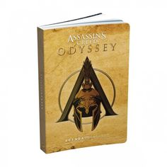 Agenda Assassin's Creed 2019/2020 Collection Odysee Modéle : Orange Www.maxirentree.fr Assassins Creed Odyssey, Assassin's Creed, Orange, Collection, Day Planners, School Planner