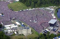 ~ Elevation stage at Slane Castle Paul Hewson, Bono U2, Wish I Was There, Living Legends, 10 Year Old, End Of The World, Family Love, Cool Bands, Love Of My Life