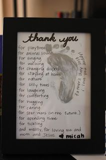 Fathers Day Craft Diy Gifts First