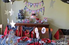 It's your one stop party shop! You'll find recipes and DIY fun food and decorating ideas for birthday's, holidays and everything in between! Magic Birthday, Birthday Parties, Birthday Cakes, Magician Party, Magic Theme, Party Themes, Party Ideas, Party Shop, The Magicians