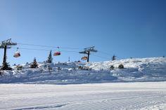 Skifahren snow space Flachau