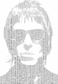Champagne Supernova lyrics, in the style of Liam Gallagher of Oasis