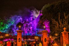Magic Kingdom Halloween Party Nighttime Pictures — easyWDW