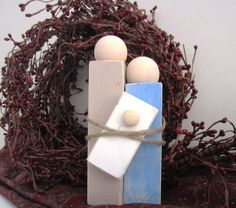 1-Minute Bible Love Notes: Rustic Nativity