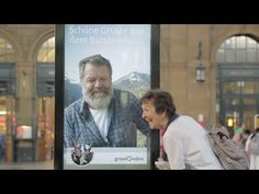 Talk to a Billboard and Win a Swiss Mountain Vacation - http://www.psfk.com/2015/07/graubunden-talking-billboard-win-swiss-vacation-vrin.html