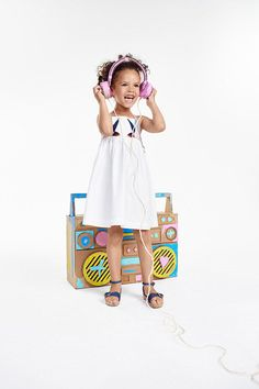 Shop Stella McCartney Kids Spring Summer 2016 collection now at StellaMcCartney.com. Dive into the new season with Stella McCartney Kids SS16.
