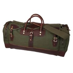 Travel: Duluth Pack Sportsman's Duffel