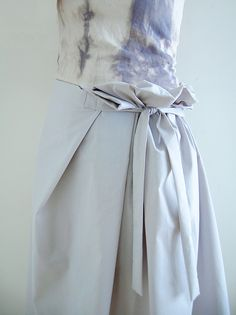 UNIFORM Studio _ States of Matter Collection _ Spring 2009 __ thanks to @ISWAS for pointing this skirt/maker out.