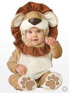 Kleiner Löwe Babykostüm - maskworld.com