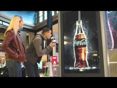 Coke Zero: The Drinkable Poster - YouTube