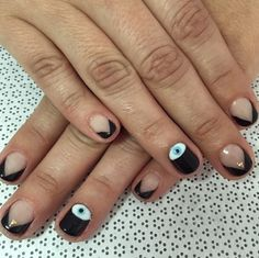 Rose Barron. #nailart