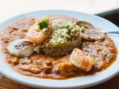 Các món ăn và nhà hàng nổi bật New Orleans Shrimp And Sausage Gumbo, Grilled Ham, Creole Recipes, Cooking Together, Seafood Restaurant, Slow Cooker Recipes, Crockpot Meals, New Orleans, Favorite Recipes
