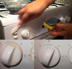 Ako vyčistiť práčku a sporák