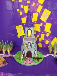 Rapunzel/Tangled Birthday Party Ideas | Photo 3 of 37 | Catch My Party
