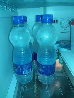 Muito importante ter sempre agua em casa e beber bastante