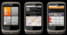 OnTheBus, una aplicacion Android adaptada a los invidentes