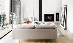 Milieu Property - Jardan Nook Sofa in Felt Dove