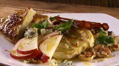 Fenouil rôti en salade