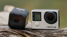 Mini GoPro! Hero4 Session: Full Review, Tests, Comparison Footage on video.wired.com