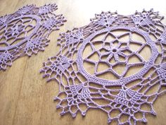 Get the best deals for Doily in Lavender Bamboo / Round Doily / Coaster / Home Decoration / Placemat / Reticella / Placemat / Fiber Art here - Product https://www.etsy.com/listing/222984893/doily-in-lavender-bamboo-round-doily?utm_source=socialpilotco&utm_medium=api&utm_campaign=api