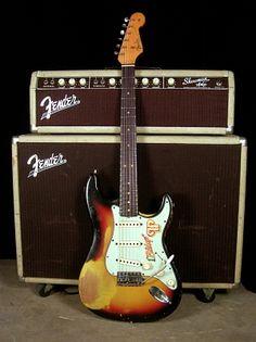 Guitar Art, Guitar Chords, Cool Guitar, Stratocaster Guitar, Fender Guitars, Acoustic Guitars, Guitar Strings, Guitar Pedals, Fender Squier