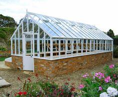 The 'Edwardian' Greenhouse style